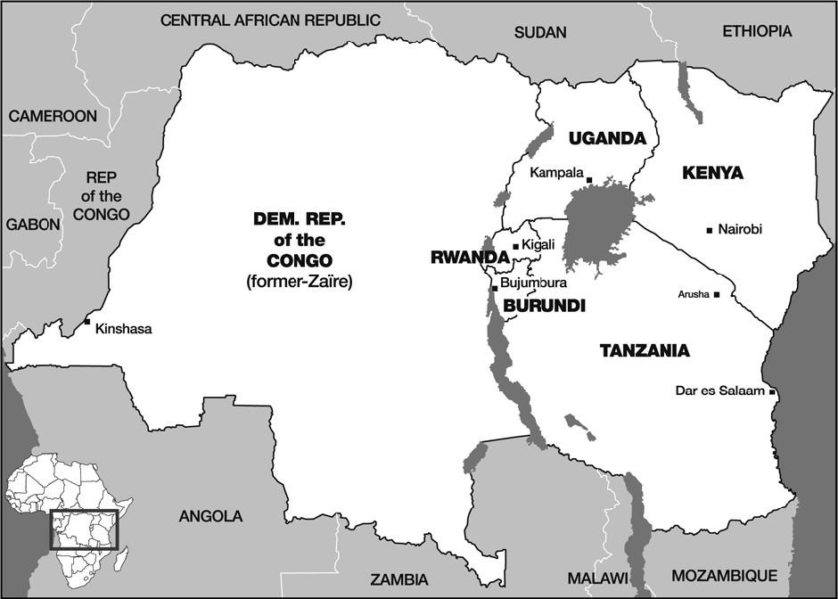 Case Study Armed Conflicts in the Great Lakes Region 19942005